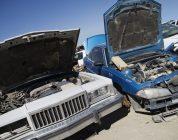 Biler til skrot