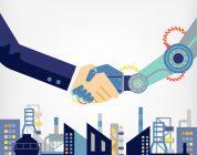 Menneske og robot